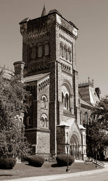 Photograph - University Of Toronto 2 by Andrew Fare