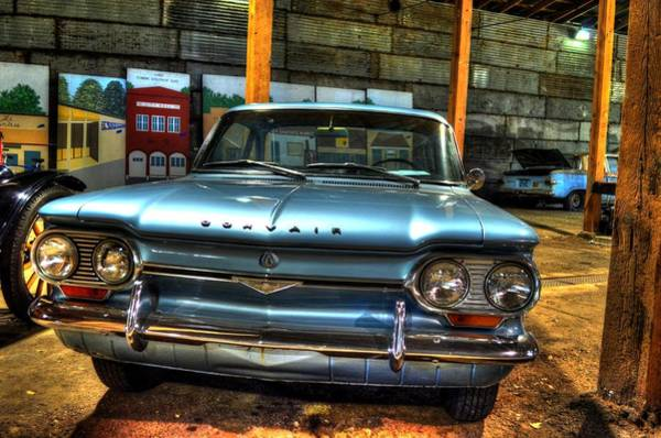 Corvair Photograph - Unsafe At Any Speed by David Morefield