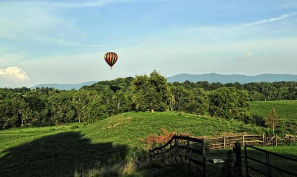 Photograph - Up Over The Farm by Lara Ellis