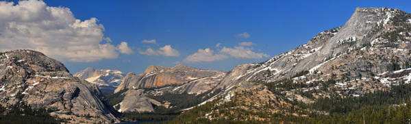 Photograph - Upper Yosemite Panorama by Lynn Bauer