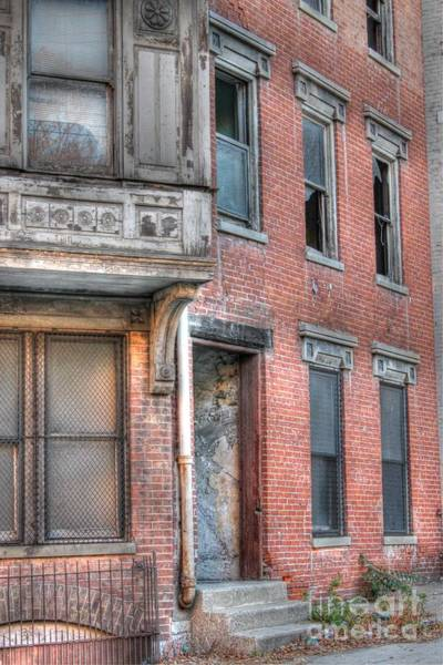 Photograph - Urban Decay In Cincinnati by Jeremy Lankford