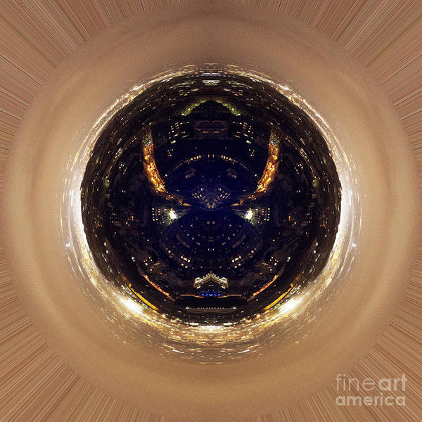 Photograph - Urban Insect Planet by Agusti Pardo Rossello