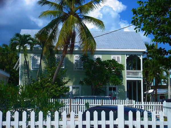 Photograph - Urban Key West  by Susanne Van Hulst