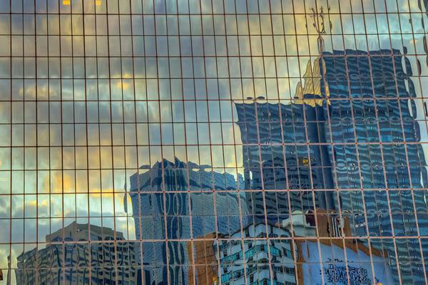 Wall Art - Photograph - Urban Reflections by Drew Castelhano
