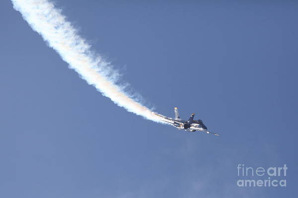 Photograph - Us Navy Blue Angels - 5d18976 by Wingsdomain Art and Photography