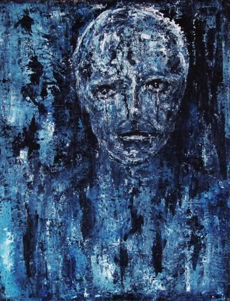 Painting - Used And Abandoned by Katerina Apostolakou