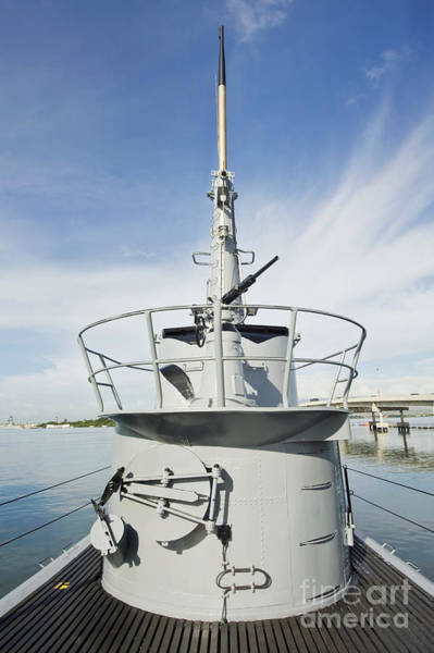 Uss Bowfin Photograph - Uss Bowfin by Rob Tilley