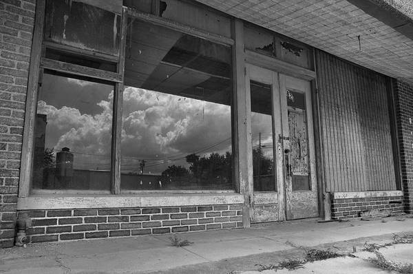 Photograph - Vacancy by Ron Cline