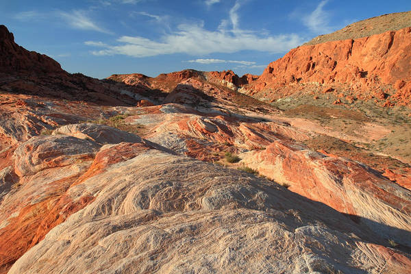 Photograph - Valley Of Fire Sunset by Pierre Leclerc Photography