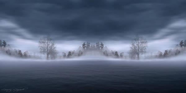 Photograph - Veil Of Mist by Lourry Legarde