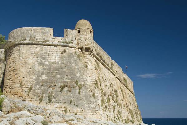 Wall Art - Photograph - Venetian Fortress by Gloria & Richard Maschmeyer