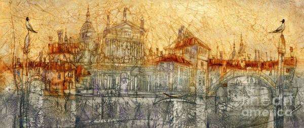 Venezia Painting - Venezia IIi by Svetlana and Sabir Gadzhievs