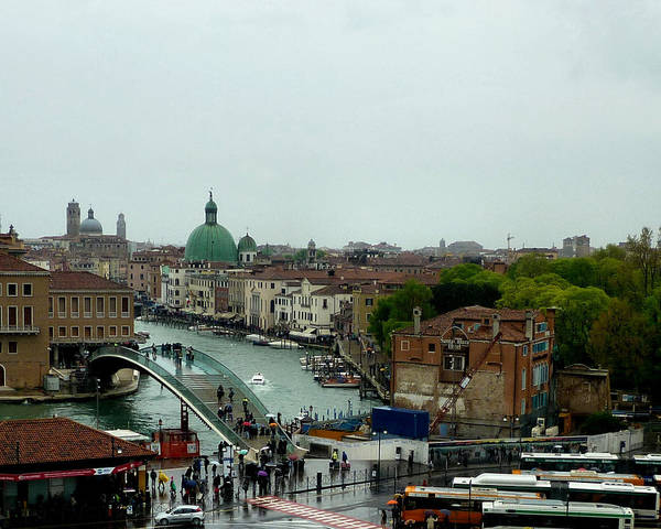 Ely Wall Art - Photograph - Venice - 1 by Ely Arsha
