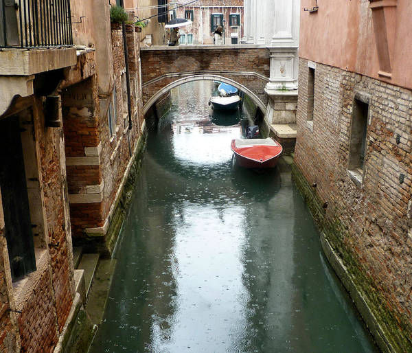 Ely Wall Art - Photograph - Venice - 3 by Ely Arsha