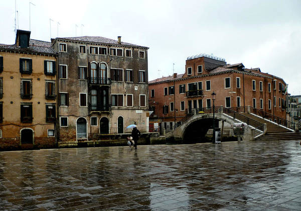Ely Wall Art - Photograph - Venice - 6 by Ely Arsha