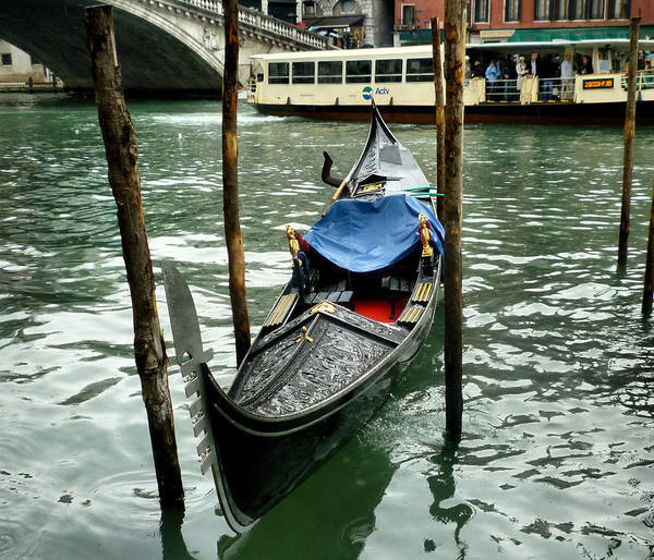 Ely Wall Art - Photograph - Venice - 8  by Ely Arsha