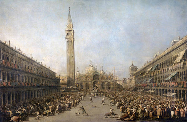 Mark Iv Wall Art - Photograph - Venice: Saint Marks by Granger