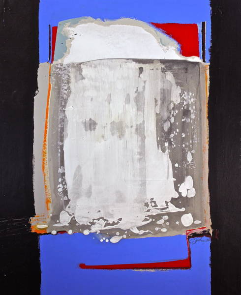 Painting - Vertical Hold by Cliff Spohn