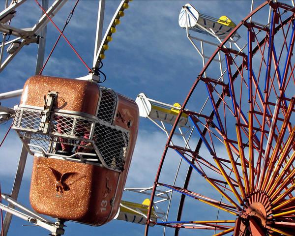 Photograph - Vertigo by Lynda Lehmann
