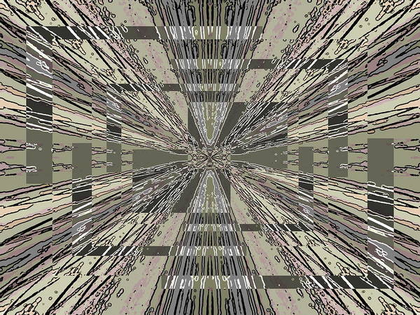 Diagonal Digital Art - Verve 8 by Tim Allen