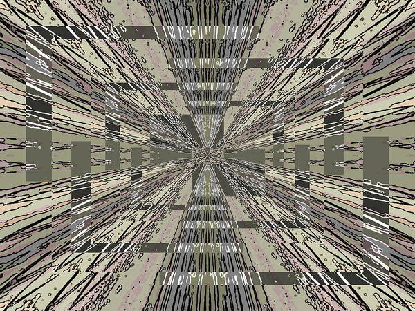 Diagonal Digital Art - Verve 9 by Tim Allen