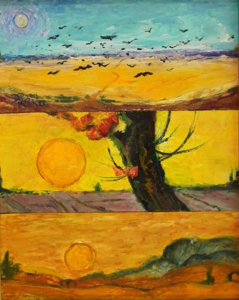 Painting - VG3 by David McGhee