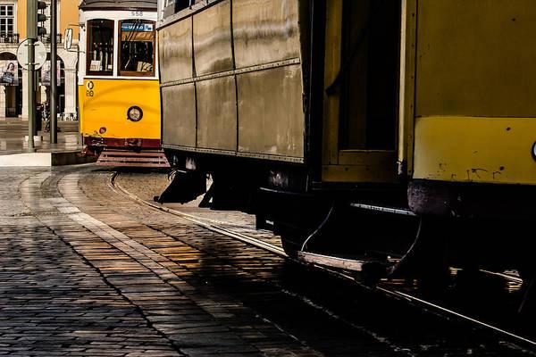 Carris Photograph - Via Castelo by Edgar Laureano