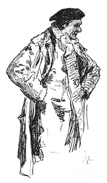 Photograph - Victorien Sardou (1831-1908) by Granger