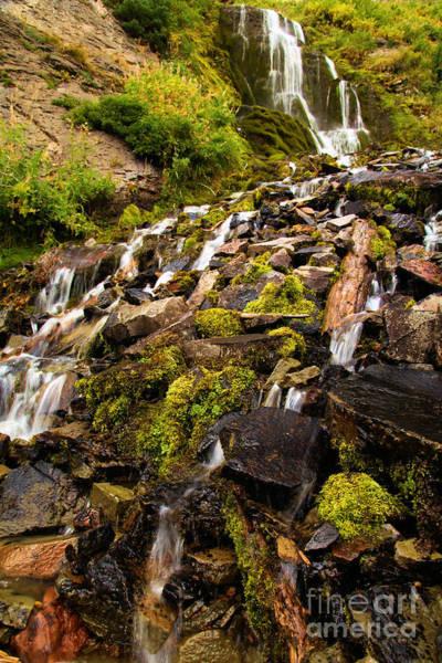 Wall Art - Photograph - Vidae Falls by Adam Jewell