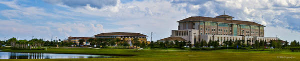 Photograph - Viera Hospital by Mike Fitzgerald