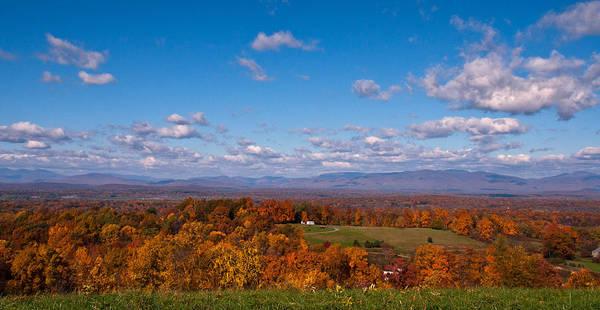 Photograph - View From Burger Hill by Nancy De Flon