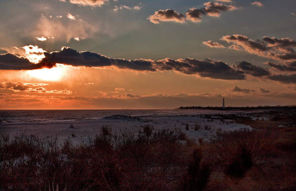 Photograph - View To The Lighthouse by Tom Singleton