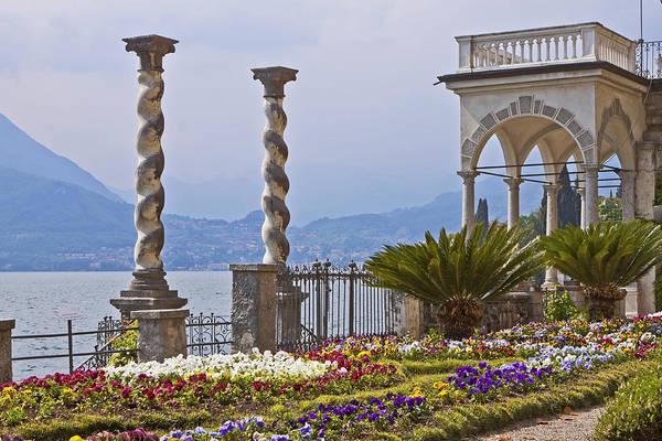 Cypress Gardens Photograph - Villa Monastero - Varenna - Lago Di Como by Joana Kruse