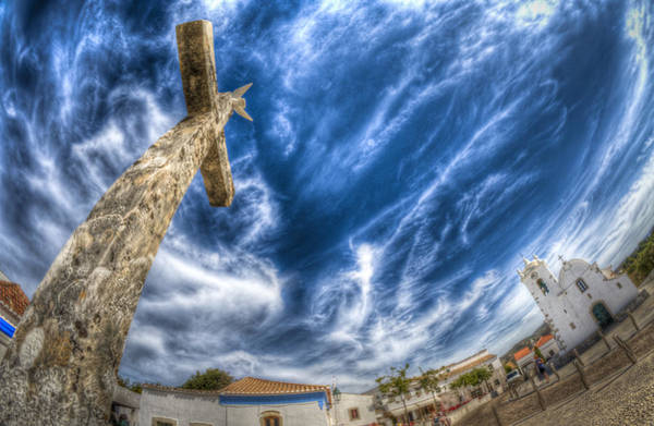 Wall Art - Photograph - Village Cross by Nathan Wright