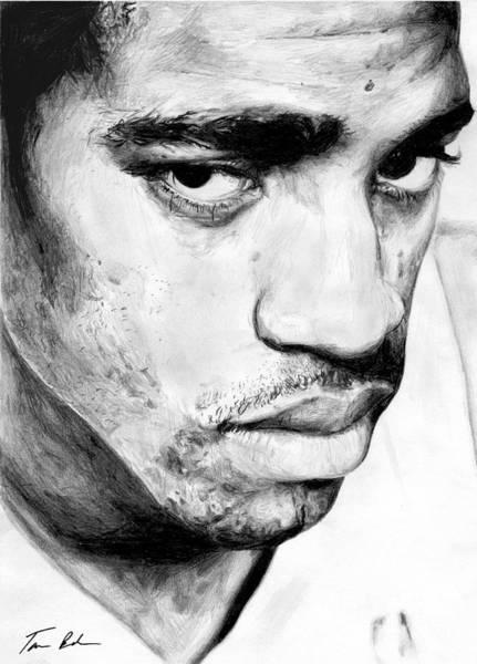 Nba Drawing - Vince Carter by Tamir Barkan