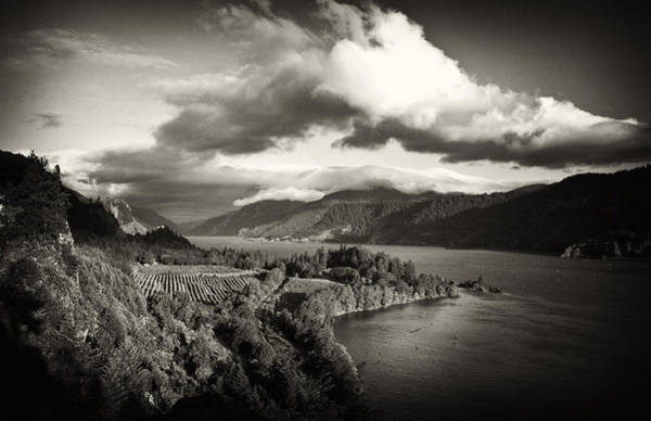 Photograph - Vintage Columbia River by Jon Ares