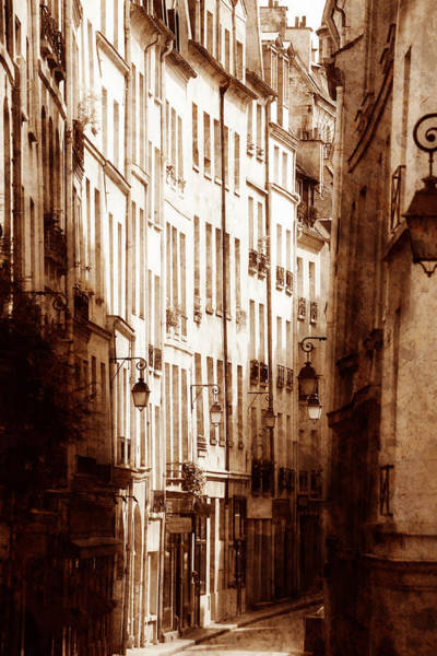 Photograph - Vintage Paris 6 by Andrew Fare