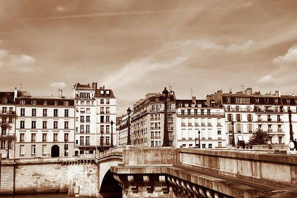 Photograph - Vintage Paris 8 by Andrew Fare