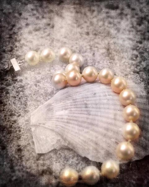 Photograph - Vintage Pearls by Jai Johnson