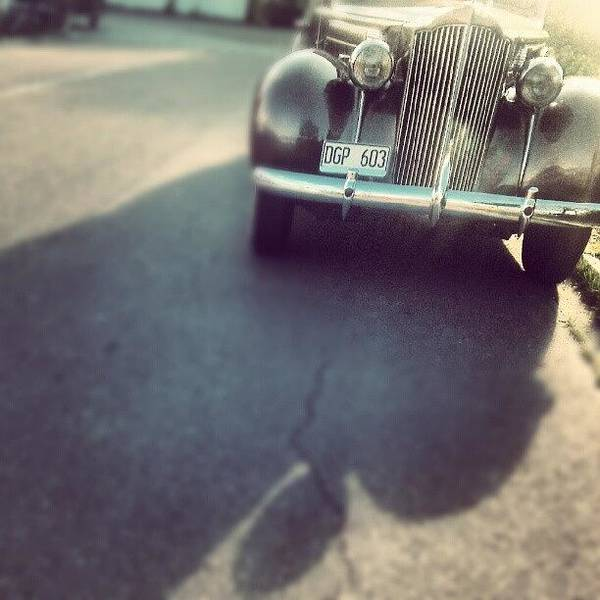 Bmw Photograph - Vintage Ride.. #instagram #ig #igdaily by Tess Walther