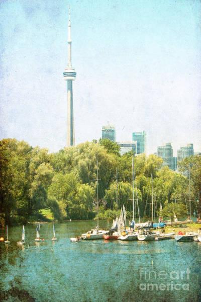 Photograph - Vintage Toronto by Traci Cottingham