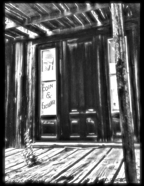 Photograph - Virginia City Ghost Town Door II by Susan Kinney