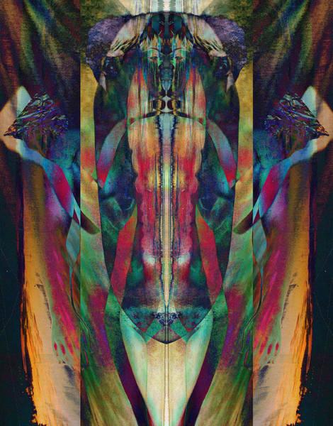 Digital Art - Visage Of The Alchemist by David Kleinsasser