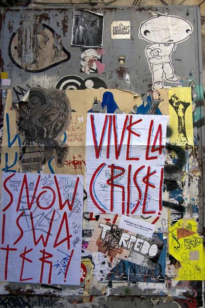 Photograph - Vive La Crise by RicardMN Photography