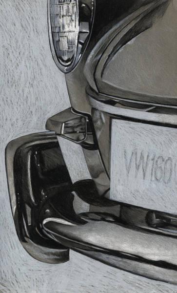 Volkswagen 1600 Art Print