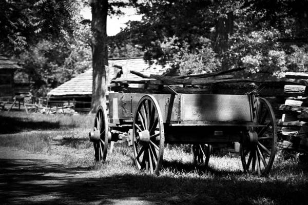 Photograph - Wagon by Jason Smith
