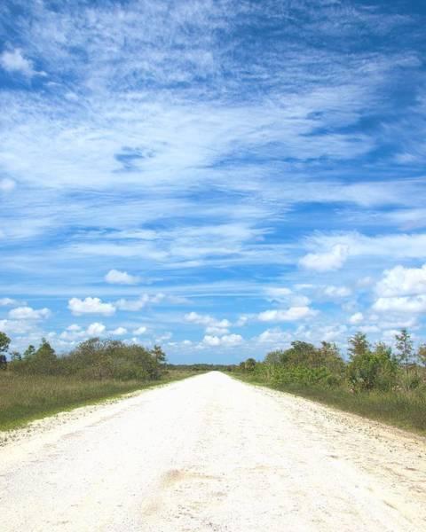 Straight Ahead Wall Art - Photograph - Wagon Wheel Road - 4 by Rudy Umans