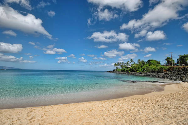Photograph - Waimea Bay Snorkeling Site by Dan McManus