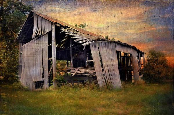 Rockbridge County Photograph - Waiting To Fall by Kathy Jennings