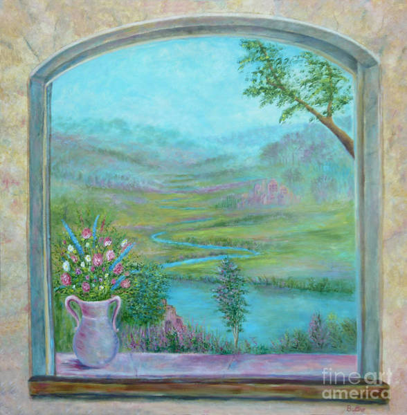 Painting - Walton's Valley by Lynn Buettner